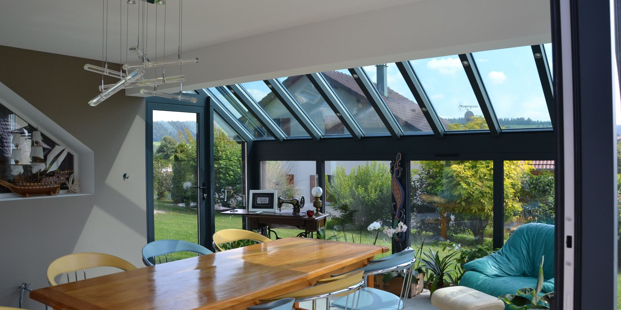 fabricant de veranda dans le doubs. Black Bedroom Furniture Sets. Home Design Ideas